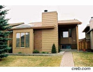 Photo 1:  in CALGARY: Cedarbrae Residential Detached Single Family for sale (Calgary)  : MLS®# C2363484