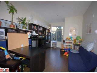 """Photo 2: 115 10499 UNIVERSITY Drive in Surrey: Whalley Condo for sale in """"D'Cor"""" (North Surrey)  : MLS®# F1107560"""