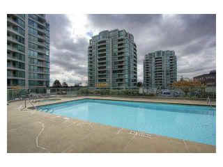"Photo 10: 1405 8811 LANSDOWNE Road in Richmond: Brighouse Condo for sale in ""CENTRE POINTE"" : MLS®# V884704"