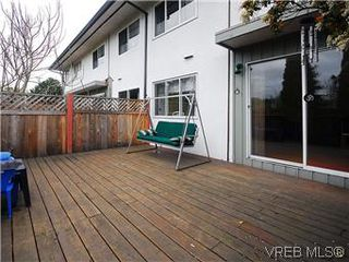 Photo 16: 386 W Burnside Road in VICTORIA: SW Tillicum Townhouse for sale (Saanich West)  : MLS®# 293157