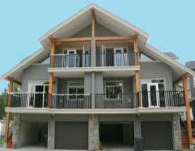 """Photo 1: 36 39760 GOVERNMENT RD: Brackendale Townhouse for sale in """"ARBOURWOODS"""" (Squamish)  : MLS®# V577578"""