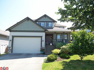 """Photo 1: 4050 CHANNEL Street in Abbotsford: Abbotsford East House for sale in """"Clayburn Views/Sandy Hill"""" : MLS®# F1119493"""