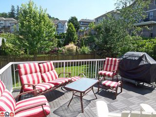 """Photo 9: 4050 CHANNEL Street in Abbotsford: Abbotsford East House for sale in """"Clayburn Views/Sandy Hill"""" : MLS®# F1119493"""