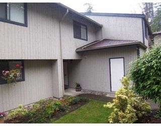 Photo 1: 940 Blackstock Road in Port Moody: North Shore Townhouse for sale : MLS®# V735106