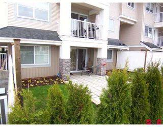 Photo 1: 110 19366 65 Avenue in Surrey: Clayton Condo for sale (Cloverdale)  : MLS®# F2706667