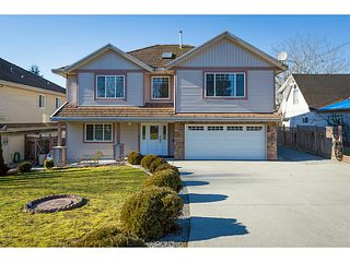 Main Photo: 11239 207TH Street in Maple Ridge: Southwest Maple Ridge House for sale : MLS®# V1046027