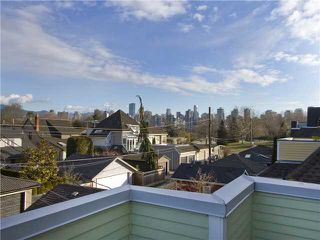 Photo 12: 1839 CREELMAN Avenue in Vancouver: Kitsilano House 1/2 Duplex for sale (Vancouver West)  : MLS®# V1047236