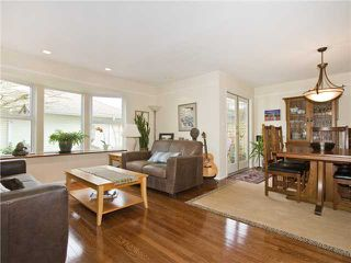 Photo 4: 1839 CREELMAN Avenue in Vancouver: Kitsilano House 1/2 Duplex for sale (Vancouver West)  : MLS®# V1047236