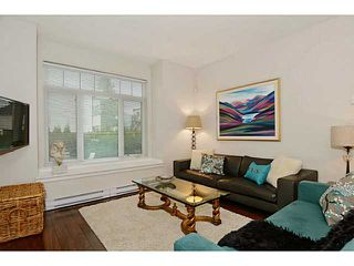 "Photo 2: 183 E 17TH Avenue in Vancouver: Main Townhouse for sale in ""THE MIX"" (Vancouver East)  : MLS®# V1058818"