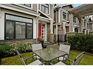 "Photo 10: 183 E 17TH Avenue in Vancouver: Main Townhouse for sale in ""THE MIX"" (Vancouver East)  : MLS®# V1058818"