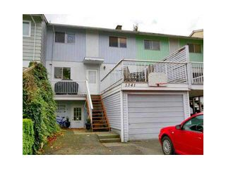 Photo 8: 1341 VIVIAN Place in Port Coquitlam: Mary Hill Townhouse for sale : MLS®# V1095286