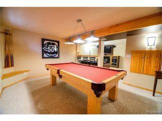 Photo 13: 73 Branson Crescent in WINNIPEG: Fort Garry / Whyte Ridge / St Norbert Residential for sale (South Winnipeg)  : MLS®# 1501009