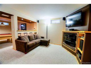 Photo 12: 73 Branson Crescent in WINNIPEG: Fort Garry / Whyte Ridge / St Norbert Residential for sale (South Winnipeg)  : MLS®# 1501009