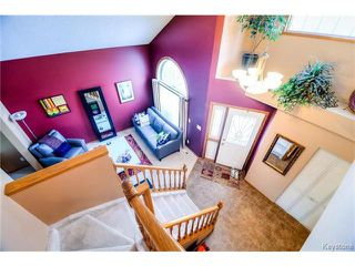 Photo 2: 73 Branson Crescent in WINNIPEG: Fort Garry / Whyte Ridge / St Norbert Residential for sale (South Winnipeg)  : MLS®# 1501009
