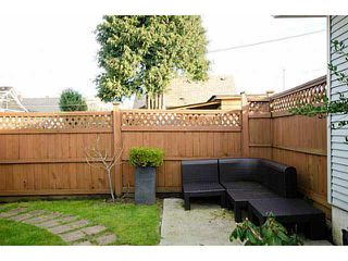 Photo 20: 3128 FINDLAY Street in Vancouver: Grandview VE 1/2 Duplex for sale (Vancouver East)  : MLS®# V1101673