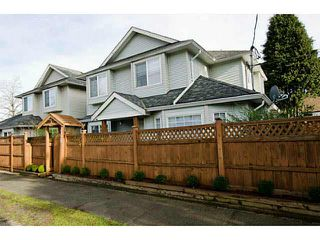 Photo 1: 3128 FINDLAY Street in Vancouver: Grandview VE 1/2 Duplex for sale (Vancouver East)  : MLS®# V1101673