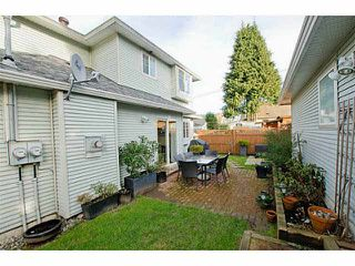 Photo 18: 3128 FINDLAY Street in Vancouver: Grandview VE 1/2 Duplex for sale (Vancouver East)  : MLS®# V1101673