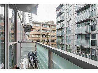 "Photo 12: 515 168 POWELL Street in Vancouver: Downtown VE Condo for sale in ""THE SMART"" (Vancouver East)  : MLS®# V1105098"