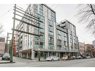 "Photo 1: 515 168 POWELL Street in Vancouver: Downtown VE Condo for sale in ""THE SMART"" (Vancouver East)  : MLS®# V1105098"