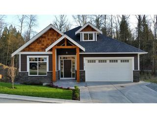 "Photo 1: 15 35259 STRAITON Road in Abbotsford: Abbotsford East House for sale in ""CLAYBURN CREEK ESTATES"" : MLS®# F1434365"
