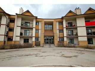 Photo 1: 201 Victor Lewis Drive in WINNIPEG: River Heights / Tuxedo / Linden Woods Condominium for sale (South Winnipeg)  : MLS®# 1508326