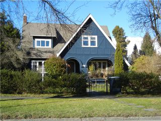 Photo 2: 1125 W 33RD Avenue in Vancouver: Shaughnessy House for sale (Vancouver West)  : MLS®# V1116632
