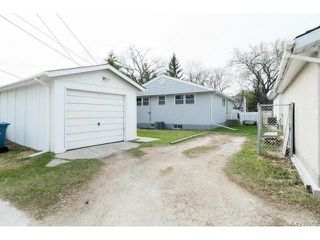 Photo 18: 627 Melrose Avenue West in WINNIPEG: Transcona Residential for sale (North East Winnipeg)  : MLS®# 1511875