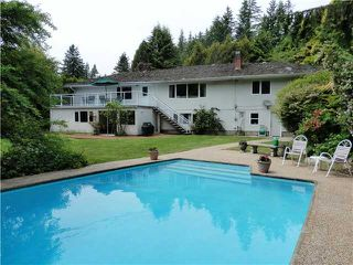 Photo 2: 384 STEVENS Drive in West Vancouver: British Properties House for sale : MLS®# V1122946