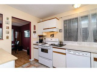 """Photo 7: 1436 PITT RIVER Road in Port Coquitlam: Mary Hill House 1/2 Duplex for sale in """"MARY HILL"""" : MLS®# V1130423"""