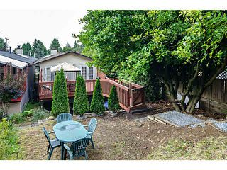"""Photo 20: 1436 PITT RIVER Road in Port Coquitlam: Mary Hill House 1/2 Duplex for sale in """"MARY HILL"""" : MLS®# V1130423"""