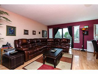 """Photo 3: 1436 PITT RIVER Road in Port Coquitlam: Mary Hill House 1/2 Duplex for sale in """"MARY HILL"""" : MLS®# V1130423"""