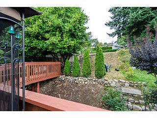 """Photo 21: 1436 PITT RIVER Road in Port Coquitlam: Mary Hill House 1/2 Duplex for sale in """"MARY HILL"""" : MLS®# V1130423"""