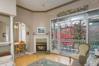"""Photo 3: 109 1195 W 10TH Avenue in Vancouver: Fairview VW Townhouse for sale in """"BOLLERT PLACE"""" (Vancouver West)  : MLS®# R2014004"""