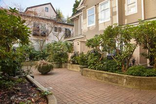 "Photo 17: 109 1195 W 10TH Avenue in Vancouver: Fairview VW Townhouse for sale in ""BOLLERT PLACE"" (Vancouver West)  : MLS®# R2014004"