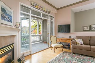 """Photo 4: 109 1195 W 10TH Avenue in Vancouver: Fairview VW Townhouse for sale in """"BOLLERT PLACE"""" (Vancouver West)  : MLS®# R2014004"""