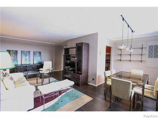 Photo 6: 300 Roslyn Road in Winnipeg: Fort Rouge / Crescentwood / Riverview Condominium for sale (South Winnipeg)  : MLS®# 1603708