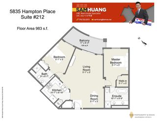"""Photo 20: 212 5835 HAMPTON Place in Vancouver: University VW Condo for sale in """"St. James"""" (Vancouver West)  : MLS®# R2037637"""
