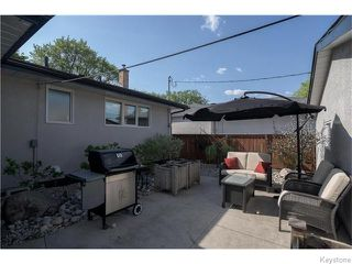 Photo 18: 760 Campbell Street in Winnipeg: River Heights / Tuxedo / Linden Woods Residential for sale (South Winnipeg)  : MLS®# 1613456