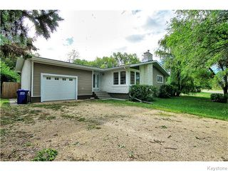 Photo 1: 250 Main Street in St Adolphe: R07 Residential for sale : MLS®# 1620900