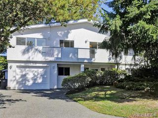 Photo 1: 1760 Triest Cres in VICTORIA: SE Gordon Head Single Family Detached for sale (Saanich East)  : MLS®# 742971