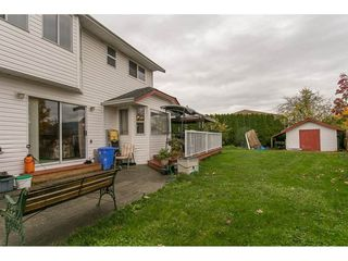 Photo 20: 8490 BOEING Place in Chilliwack: Chilliwack E Young-Yale House for sale : MLS®# R2120298