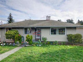 Photo 1: 1025 Tillicum Rd in VICTORIA: Es Kinsmen Park House for sale (Esquimalt)  : MLS®# 745665
