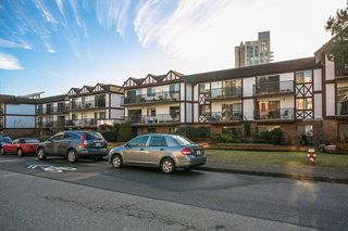 "Photo 1: 307 131 W 4TH Street in North Vancouver: Lower Lonsdale Condo for sale in ""NOTTINGHAM PLACE"" : MLS®# R2135038"