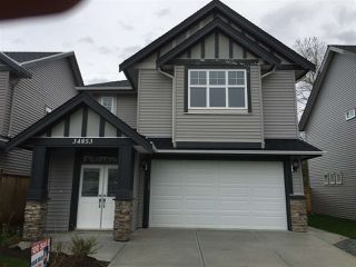 Photo 1: 34853 MCMILLAN Place in Abbotsford: Abbotsford East House for sale : MLS®# R2153122