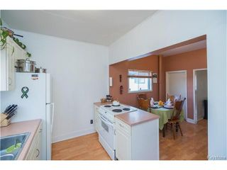 Photo 12: 530 Stiles Street in Winnipeg: Wolseley Residential for sale (5B)  : MLS®# 1708118