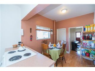 Photo 8: 530 Stiles Street in Winnipeg: Wolseley Residential for sale (5B)  : MLS®# 1708118