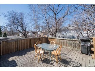 Photo 18: 530 Stiles Street in Winnipeg: Wolseley Residential for sale (5B)  : MLS®# 1708118