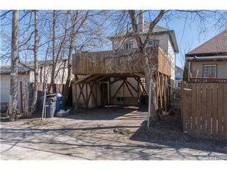 Photo 20: 530 Stiles Street in Winnipeg: Wolseley Residential for sale (5B)  : MLS®# 1708118