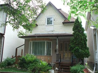Photo 1: 486 Banning Street in Winnipeg: West End Residential for sale (5C)  : MLS®# 1715423