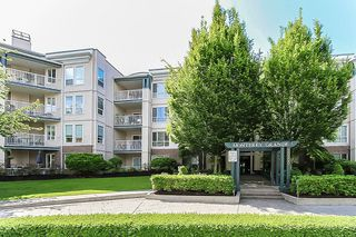 "Main Photo: 402 20200 54A Avenue in Langley: Langley City Condo for sale in ""Monterey Grande"" : MLS®# R2179036"